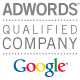 <strong>Google Adwords</strong> <br /> Qualified Company